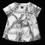 Vimma Dress MOA Letti black-white 90-150cm - 90-150cm, black-white, Dress, letti, MOA
