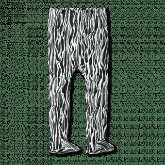 Vimma Baby pants LIIA Aalloilla black-white 60-90cm - 60-90cm, Aalloilla, Baby pants, black-white, LIIA