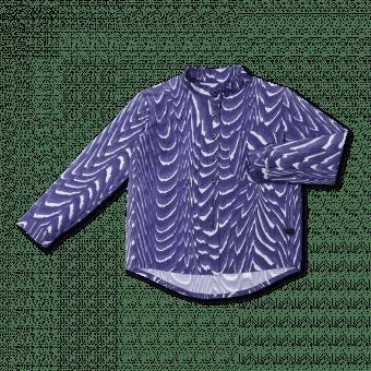 Vimma Botton-up shirt VEIKKO Dyyni blue 90-150 cm - 90-150 cm, blue, Botton-up shirt, Dyyni, VEIKKO
