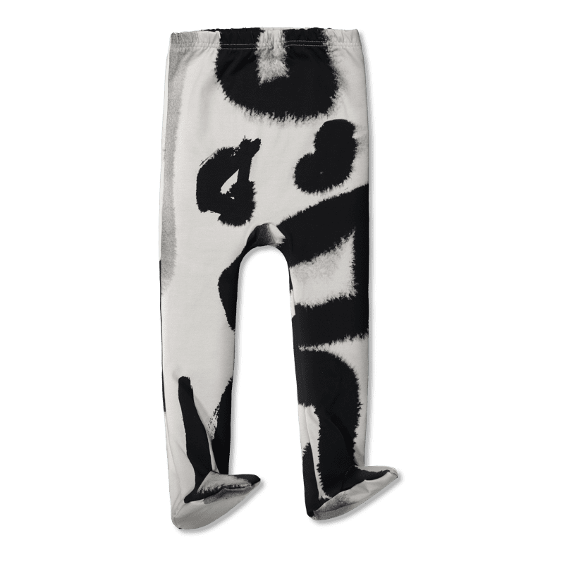 Vimma Baby pants LIIA Blurri black-grey 60-90cm - 60-90cm, Baby pants, black-grey, blurri, LIIA