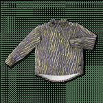 Vimma Botton-up shirt VEIKKO African Stripes lilac-yellow 90-150 cm - 90-150 cm, African Stripes, Botton-up shirt, lilac-yellow, VEIKKO