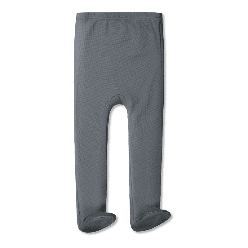 Vimma Baby pants LIIA one-colored waffle grey 60-90cm - 60-90cm, Baby pants, LIIA, one-colored, waffle grey