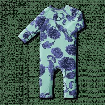 Vimma bodysuit   RASA   Kiinanruusu   mint   60-90cm - 60-90cm, bodysuit, Kiinanruusu, mint, RASA
