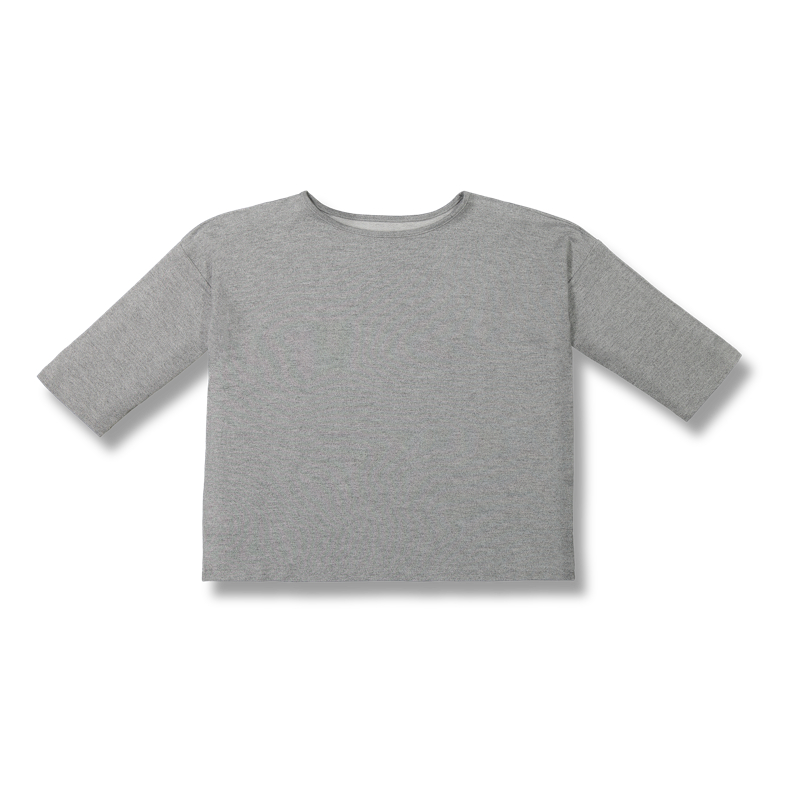 Vimma Shirt Bamboo LANA one-colored grey S-L - grey, LANA, one-colored, S-L, Shirt Bamboo