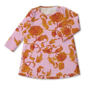 Vimma Tunic dress RUU Kiinanruusu pink 80-140cm - 80-140cm, Kiinanruusu, pink, RUU, tunic-dress