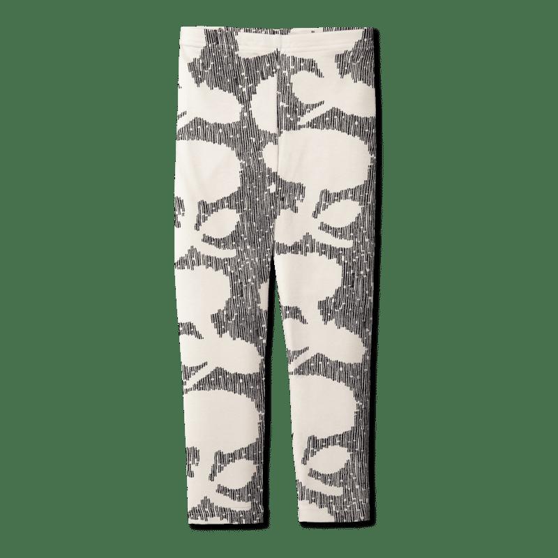 Vimma leggins ELO Orangerie black-white 80-150cm - 80-150cm, black-white, ELO, leggins, Orangerie