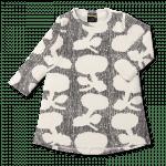 Vimma Tunic dress RUU Orangerie black-white 80-140cm - 80-140cm, black-white, Orangerie, RUU, tunic-dress