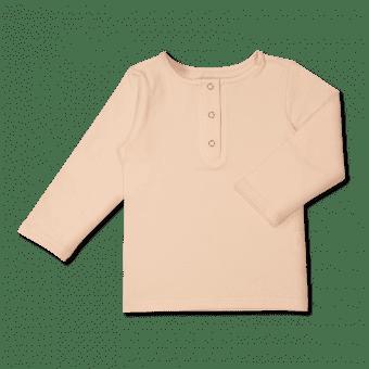 Vimma Snapper shirt OLA one-colored peach 80-140cm - 80-140cm, OLA, one-colored, peach, Snapper shirt