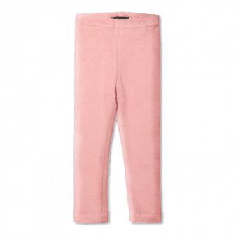 Vimma leggins   ELO   Velour   Teddy pink   80-150cm - 80-150cm, ELO, leggins, Teddy pink, Velour
