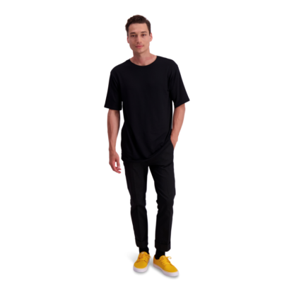 Vimma t-shirtbamboo RAUHA one-colored black Onesize - black, one-colored, Onesize, RAUHA, t-shirt/bamboo