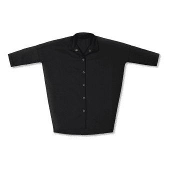 Vimma Blouse   TERHI   one-colored   black   90-160 cm - 90-160 cm, black, Blouse, one-colored, TERHI