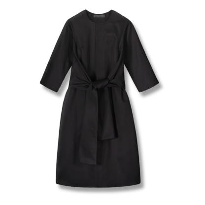 Vimma Kaftan ILENA one-colored black Onesize - ILENA, Kaftan, one-colored black, Onesize