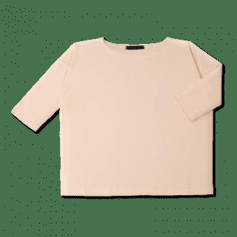Vimma Long sleeved Alma one-colored peach 100-150 - 100-150, Alma, Long sleeved, one-colored, peach