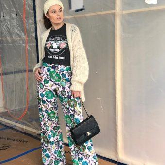 Vimma Trousers   ILONA   TEMPLATE   TEMPLATE   S-L - ILONA, S-L, TEMPLATE, trousers