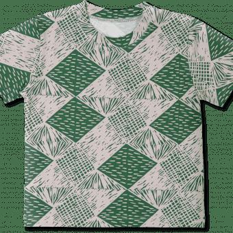 Vimma t-shirt LIU Keksi green-nude 80-140cm - 80-140cm, green-nude, Keksi, LIU, t-shirt