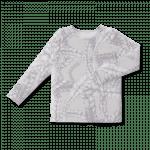 Vimma Long-Sleeve Shirt PAU letti harmaahevonen 80-140cm - 80-140cm, harmaahevonen, letti, Long-Sleeve Shirt, PAU