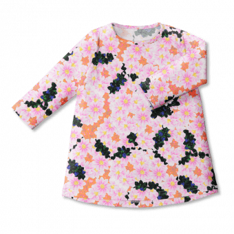 Vimma Tunic dress RUU Seppeleet pink 80-140cm - 80-140cm, pink, RUU, Seppeleet, tunic-dress