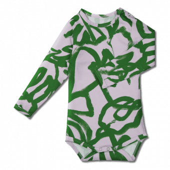 Vimma body REI Peikonlehti lilac-green 60-90cm - 60-90cm, body, lilac-green, Peikonlehti, REI