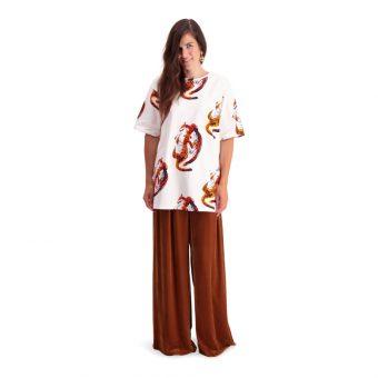 Vimma T-shirt Unisex RAUHA Tigerplay white-colorful Onesize - Onesize, RAUHA, T-shirt / Unisex, Tigerplay, white-colorful