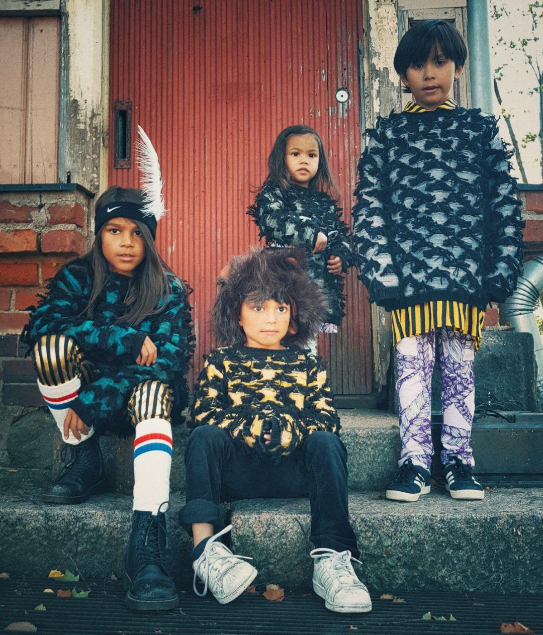 Vimma Knitwear TALVIKKI Narcissus-Pearl pink 90-160 cm - 90-160 cm, Knitwear, Narcissus-Pearl pink, TALVIKKI