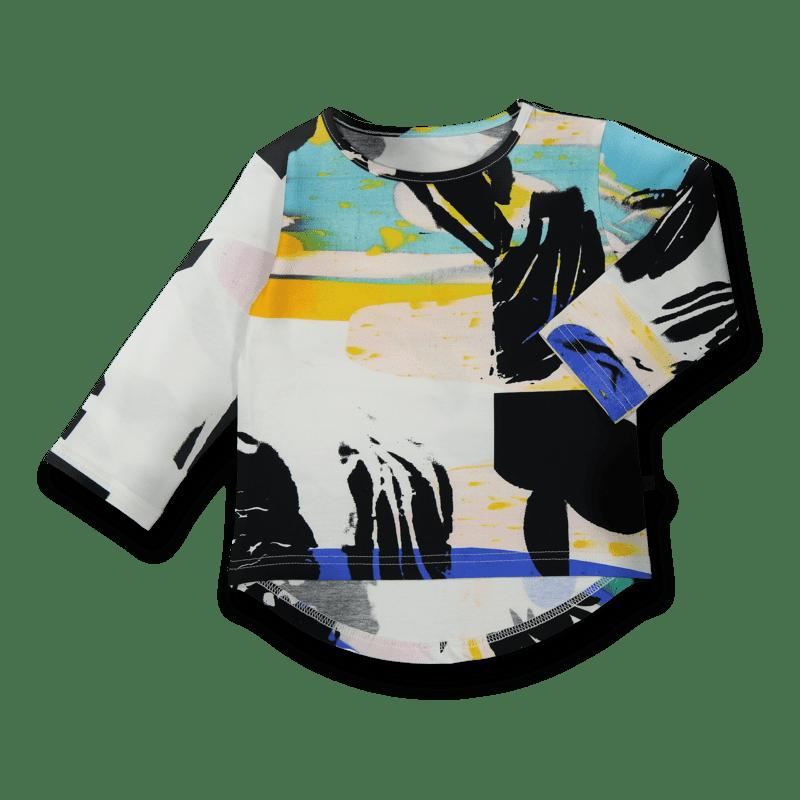 Vimma Long sleeved   UTU   Kukkatiili   colourful   80-140cm - 80-140cm, colourful, Kukkatiili, Long sleeved, UTU
