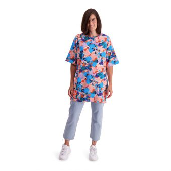 Vimma T-shirt Unisex RAUHA Splash colourful Onesize - colourful, Onesize, RAUHA, Splash, T-shirt / Unisex