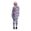 Vimma leggings KAINO Maaliprintti white-colorful XS-XL - KAINO, leggings, Maaliprintti, white-colorful, XS-XL