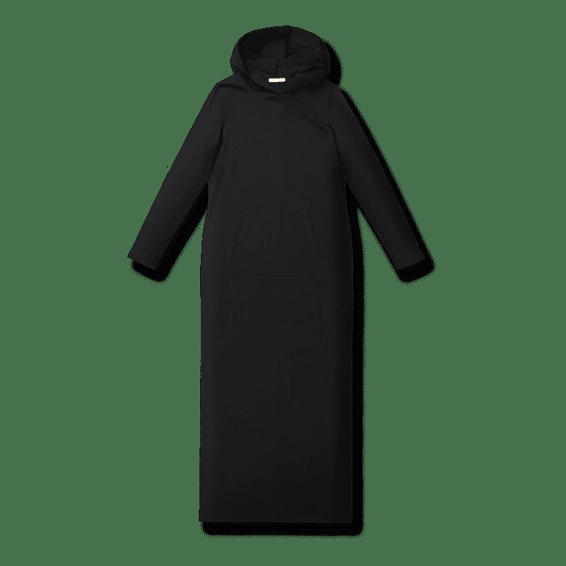 Vimma Hooded maxi dress PINJA TEMPLATE TEMPLATE S-M - Hooded maxi dress, PINJA, S-M, TEMPLATE