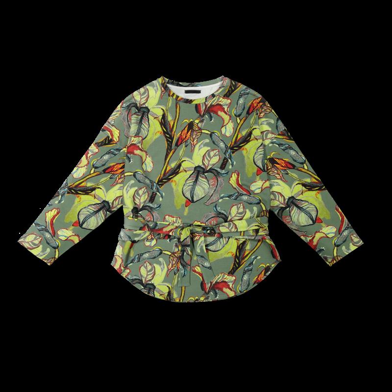 Vimma Sweatshirt Waistband KATRI Ilta Verannalla green Onesize - green, Ilta Verannalla, KATRI, Onesize, Sweatshirt / Waistband