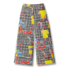 Vimma trousers ILONA Dots colorful S-L - colorful, Dots, ILONA, S-L, trousers