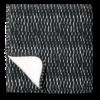 Vimma Baby blanket KARIM braid black-white 1x1 m - 1x1 m, Baby blanket, black-white, braid, KARIM