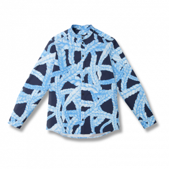 Vimma Shirt ROOPE Letti blue-blue XS-L - blue-blue, letti, ROOPE, Shirt, XS-L