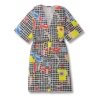 Vimma Kaftan ELSA Dots colorful Onesize - colorful, Dots, ELSA, Kaftan, Onesize
