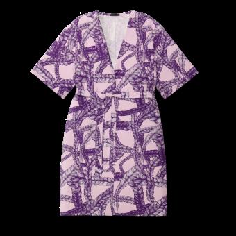 Vimma Kaftan ELSA letti purple Onesize - ELSA, Kaftan, letti, Onesize, purple