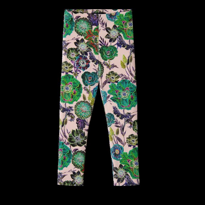 Vimma leggins ELO Wild Flowers pink 80-150cm - 80-150cm, ELO, leggins, pink, Wild Flowers