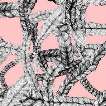 Vimma Cotton textile braid hubbabubba Jersey - braid, Cotton textile, hubbabubba, Jersey