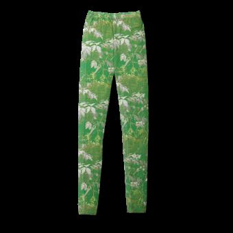 Vimma leggings KAINO Muisto green XS-XL - green, KAINO, leggings, Muisto, XS-XL