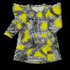 Vimma Ruffle Dress JULIA letti dark yellow 90-140cm - 90-140cm, dark yellow, JULIA, letti, Ruffle Dress