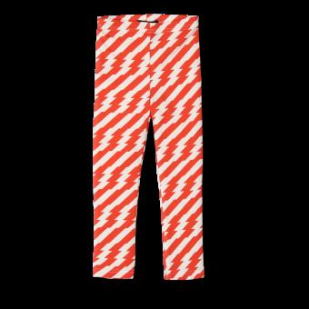 Vimma leggins ELO Sähköä ilmassa red-white 80-150cm - 80-150cm, ELO, leggins, red-white, Sähköä ilmassa