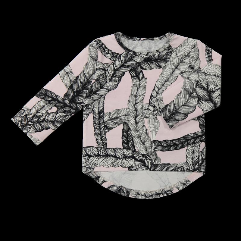 Vimma Long sleeved UTU letti smoothie 80-140cm - 80-140cm, braid, Long sleeved, smoothie, UTU