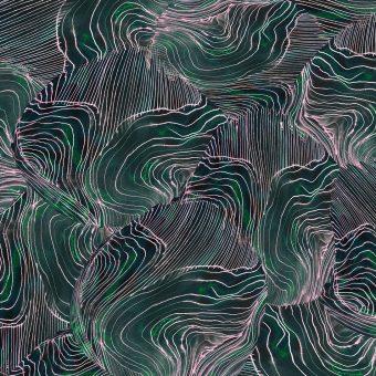 Vimma Cotton textile Letti oliivi joustocollege - Cotton textile, joustocollege, letti, oliivi