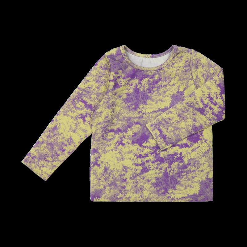71432f62c Long-Sleeve Shirt / dusty Springfield - lila 80-140cm - Vimma Company OY