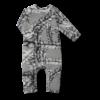 Vimma bodysuit RASA letti lakritsa 60-90cm - 60-90cm, bodysuit, braid, lakritsa, RASA