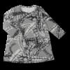 Vimma Tunic dress RUU letti lakritsa 80-140cm - 80-140cm, braid, lakritsa, RUU, tunic-dress