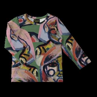 Vimma Long-Sleeve Shirt PAU TEMPLATE TEMPLATE 80-140cm - 80-140cm, Long-Sleeve Shirt, PAU, TEMPLATE