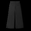 Vimma trousers ILONA one-colored black XS-L - black, ILONA, one-colored, trousers, XS-L