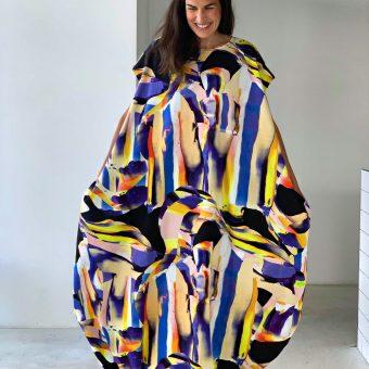Vimma Stiina Dress Riemu colourful XS-L - colourful, Dress, riemu, Stiina, XS-L