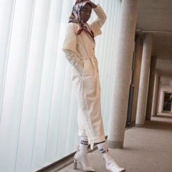 Vimma UUTTA Jumpsuit HARRI one-colored white S-L - HARRI, one-colored, S-L, UUTTA Jumpsuit, white
