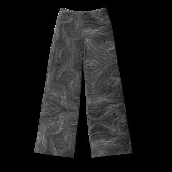 Vimma trousers ILONA Mieli musta-valkoinen XS-L - black-white, ILONA, mieli, trousers, XS-L