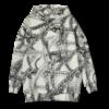 Vimma hoodie Paula Letti black-white XS-L - black-white, hoodie, letti, Paula, XS-L